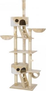Tectake 401639 plafondkrabpaal