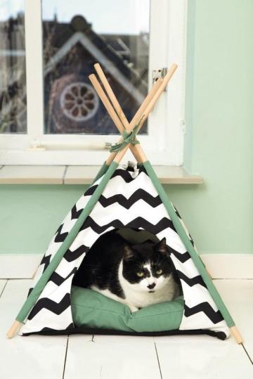 Beeztees Tipi Tent kattenmand