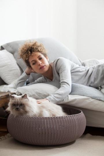 Curver Cozy Pet Bed kattenmand